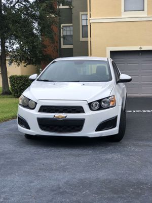 2012 Chevy Sonic!! for Sale in Pinellas Park, FL