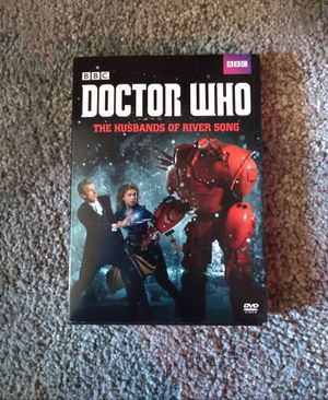 Doctor who - The Husbands of River Song - DVD for Sale in Salinas, CA