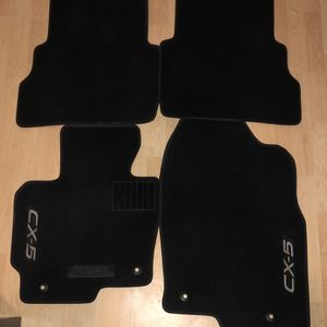 OEM Mazda CX-5 Floor Mats (Set Of 4) for Sale in Bothell, WA