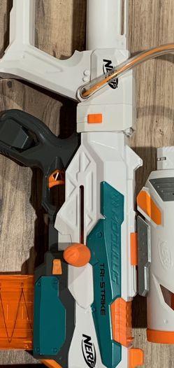 Nerf Modulus Gun Fully Assembled for Sale in Taunton,  MA