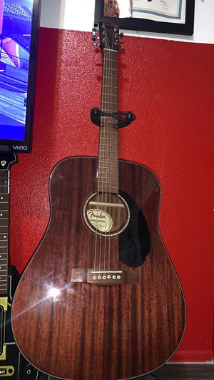 Fender CD-60S Dreadnought Acoustic Guitar for Sale in E RNCHO DMNGZ, CA