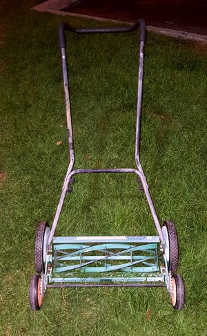 Scotts Manual Push-Reel Lawn Mower for Sale in San Diego, CA