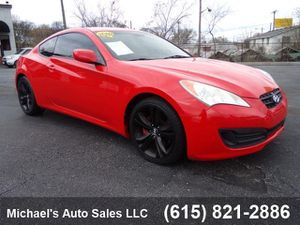 2010 Hyundai Genesis Coupe for Sale in Nashville, TN
