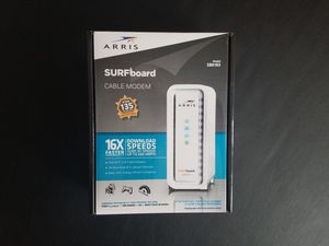 Arris SURFboard Cable Modem for Sale in Traverse City, MI