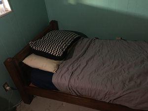 Twin bed frame for Sale in San Juan Capistrano, CA