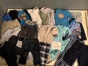 Baby boy clothes 6-9 months for Sale in Queen Creek, AZ