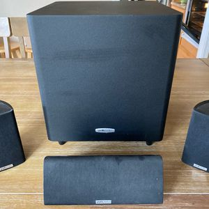 Polk audio surround sound system model RM7 for Sale in San Diego, CA