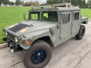 1994 H1 Humvee HMMWV 4DR Hardtop. AC for Sale in Long Beach, CA