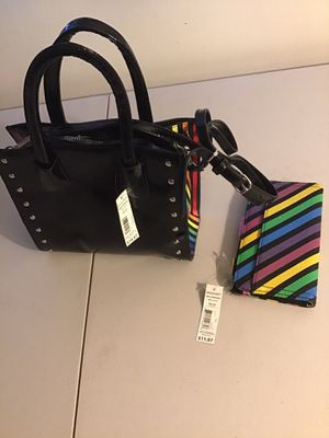 Mini purse and wallet both new for Sale in Ingleside, IL
