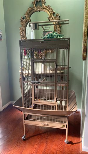 Parrot Cage for Bird for Sale in Fuquay-Varina, NC