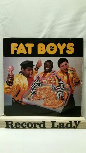 "Fat Boys ""Fat Boys"" vinyl record Hip Hop for Sale in San Diego, CA"