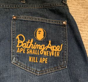 Bape jeans for Sale in Buena Park, CA