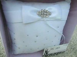 Brand NEW Fancy Wedding Ring Pillow Nice for Sale in Lake Elsinore, CA