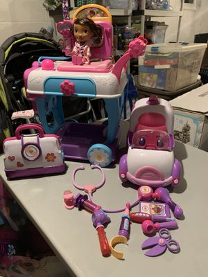 Doc McStuffins Toy Lot for Sale in Frederick, MD
