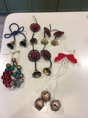 Bells and bell ornaments for Sale in Springfield, VA
