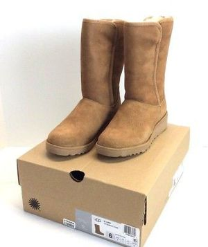 Used, UGG Australia Womens Sheepskin Amie Treadlite Winter Boots (Choose Sz/Color) - F for Sale for sale  Passaic, NJ