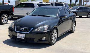 2009 Lexus IS250 for Sale in Riverside, CA