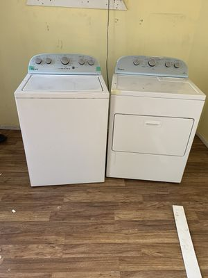 Washer and Dryer Machine for Sale in Chelmsford, MA