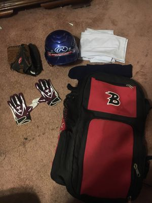 Baseball gear for Sale in Richmond, VA