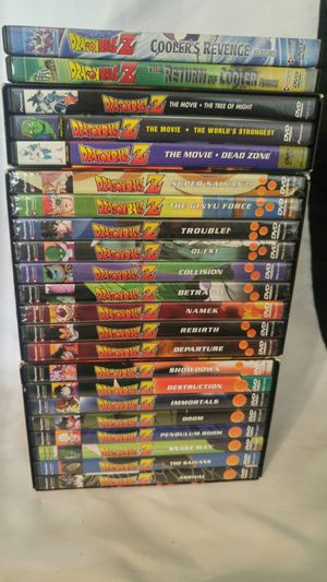 Dragon Ball Z Collectible Box Set for Sale in Fresno, CA