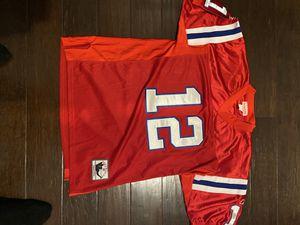 Throwback Tom Brady patriots jersey for Sale in Orlando, FL