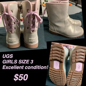 Girls UGS....boots and shoes for Sale in Bolingbrook, IL