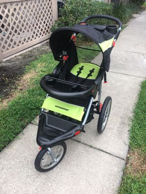 Baby Trend Expedition Carbon Jogger Single Seat Stroller for Sale in Tampa, FL