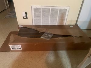 Brand New Still in the box console/table Brown! for Sale in Nashville, TN