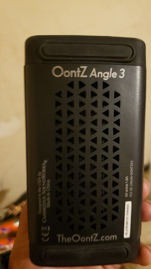It's a loud oontz angle 3 bluetooth speaker for Sale in Columbus, OH