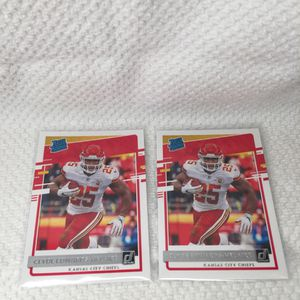 2020 Donruss Clyde Edwards-Helaire for Sale in Vancouver, WA