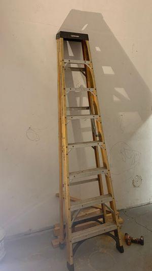 Husky 8ft ladder for Sale in Portland, OR