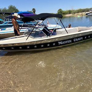1978 mastercraft Stars and Stripes for Sale in Lakeside, CA