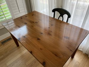 Kitchen Table with 6 chairs for Sale in Mill Valley, CA