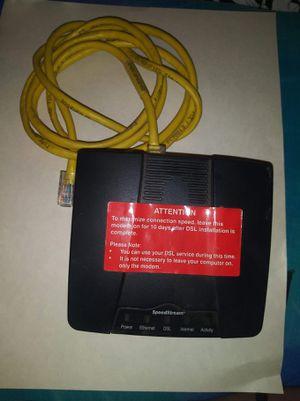 Speed stream wifi modem for Sale in Oklahoma City, OK