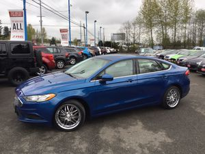 2017 Ford Fusion for Sale in Lynnwood, WA