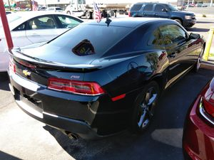2014 chevrolet camaro YOUR DOWN PAYMENT IS YOUR CREDIT buy here pay here TODOS CALIFICAN for Sale in Phoenix, AZ