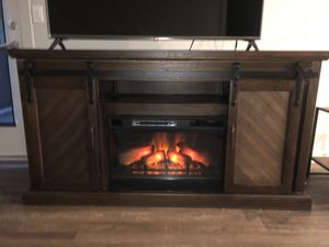 Electric fireplace for Sale in Orange, CA