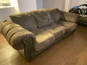 Sofa and two matching loveseats for Sale in Dallas, TX