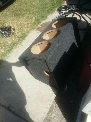 Sub box for Sale in Garden Grove, CA