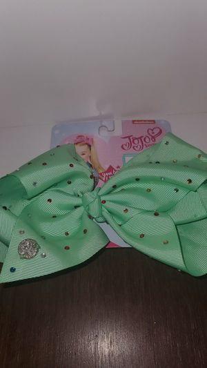 Jojo siwa big bow for Sale in Long Beach, CA