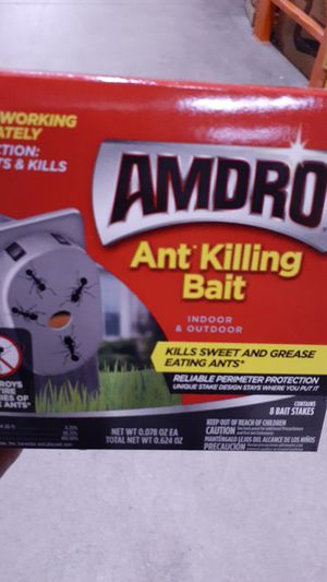 Ant killing Bait kills sweet and grease eating ants for Sale in Greenacres, FL