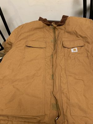 Carhartt coat 4xl still in good condition. for Sale in Baltimore, MD