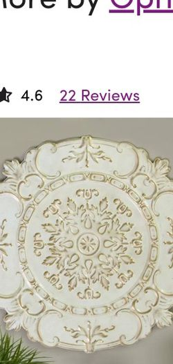 New Ivory Metal Medallion for Sale in Miami,  FL