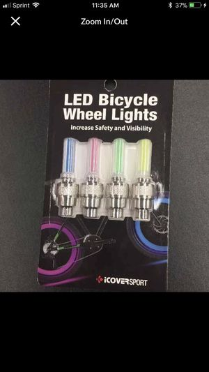 LED bike lights! Brand new for Sale in Richmond, VA