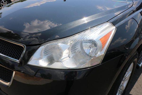 2010 Chevrolet Traverse