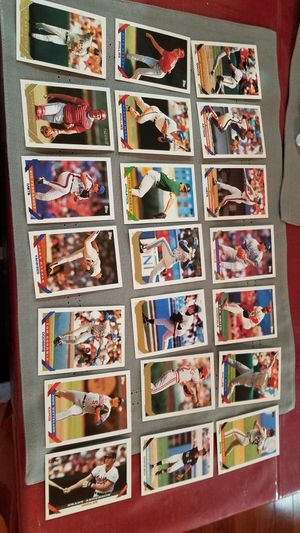 21 Baseball Trading Cards for Sale in Laurel, MD