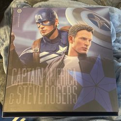 Captain America Winter Soldier Hot Toys 1/6 for Sale in Hermitage,  PA