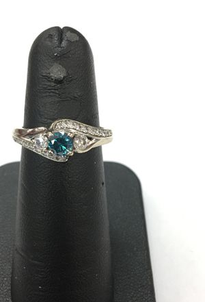 Ladies gold and diamond ring for Sale in Denver, CO