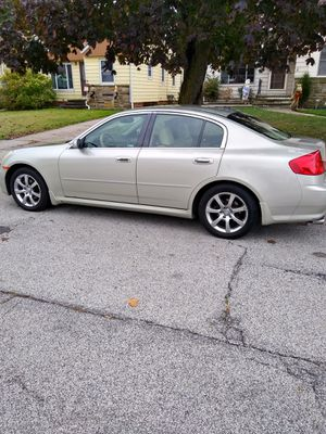2005 Infiniti G35 for Sale in Valley View, OH