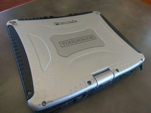Panasonic toughbook, Notebook + Tablet, - Police, military, construction for Sale in Culver City, CA